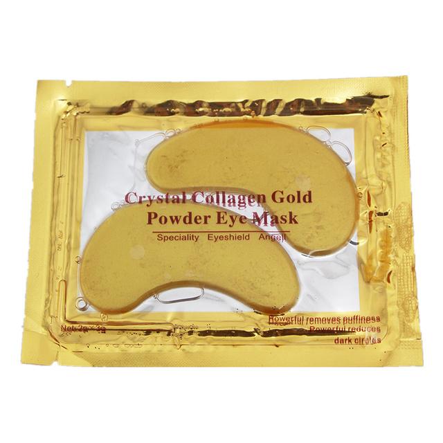 Золотой кристалл коллаген спальные маска для глаз горячая распродажа глазных повязок ...