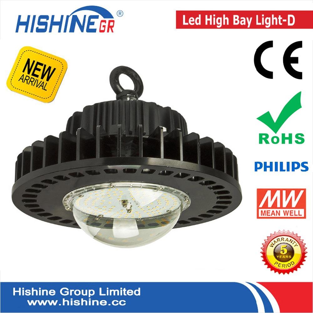 high power led high bay light 100w 150w 200w ufo led high bay lighting