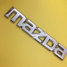 Mazda 2 3 5 6 mazda cx 5 323 626 logo English flag chrome plating labeling Auto Parts