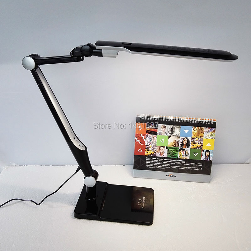 BL1207 10W LED Desk Lamps office table lamp student reading lamps fashion lights Free rotation Angle different color temperature