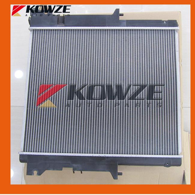 Радиатор водяного охлаждения для Mitsubishi пикап тритон L200 Pajero монтеро спорт претендентом Nativa A / T 4D56 2.5DI 1350A348