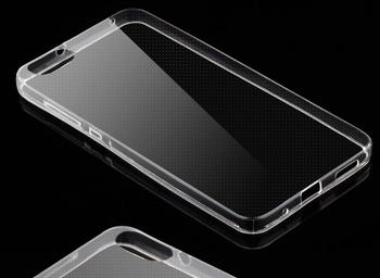 Etui plecki Huawei Honor 4X przezroczyste cienkie sylikon