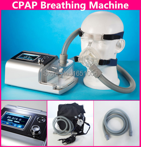 Free Shipping CPAP Breathing Machine Health Care Breathing ...