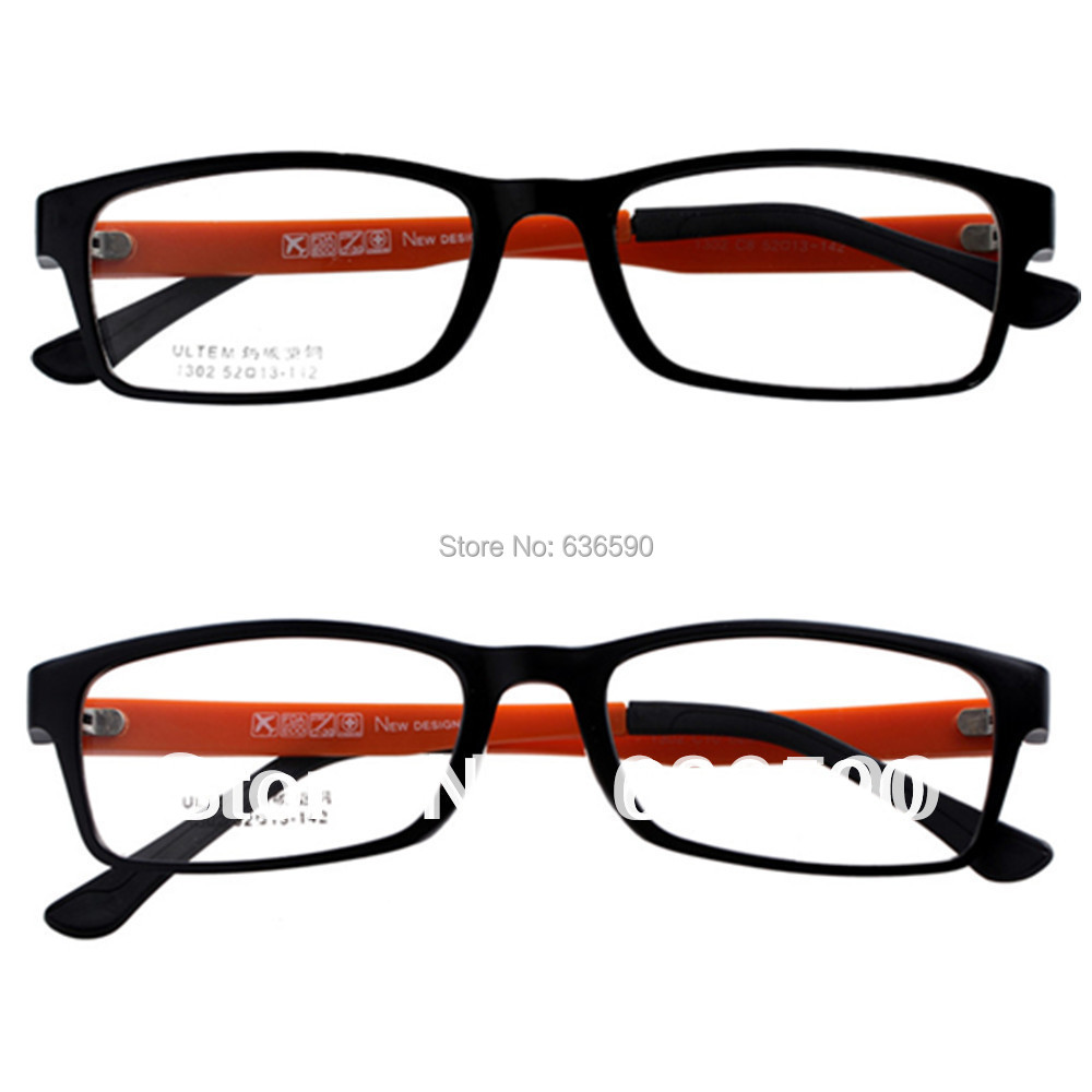 2 prs premium clear lens frames mens womens fashion designer design glasses non prescription eyewear 9
