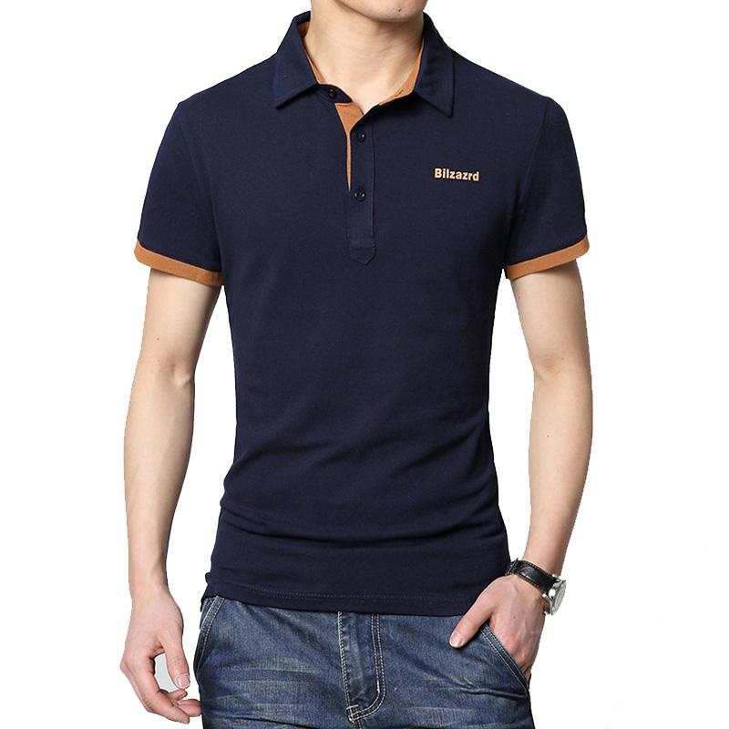 2016 New Summer Short Sleeve Men 39 S Polo Shirt For Men