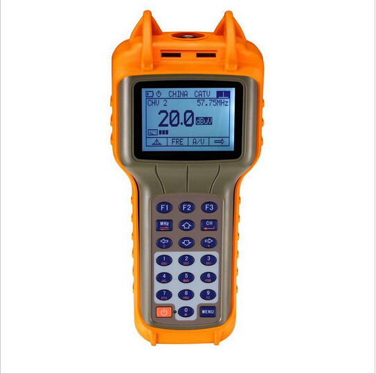 All New RY-S110D CATV Cable TV Handle Digital Signal Level Meter DB Tester 5-870MHz<br>