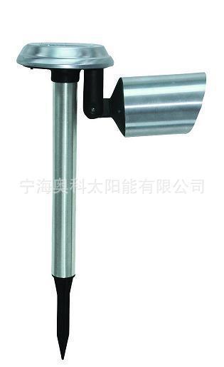SOLAR LED GARDEN LIGHT Solar Lawn stainless steel lighting, solar lawn lights, lights(China (Mainland))