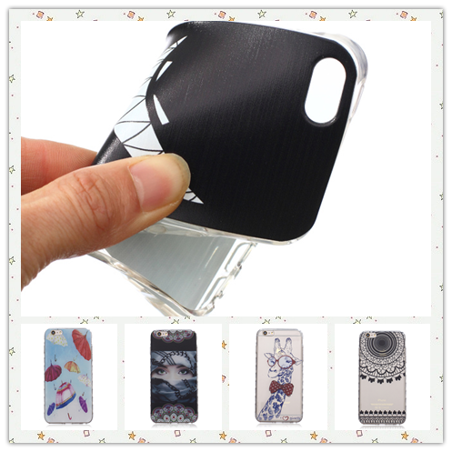 Slim and transparent printing mobile phone sets for Samsung Galaxy S4 i9500 S IV coque etui soft TPU meatrial cheapest best case(China (Mainland))