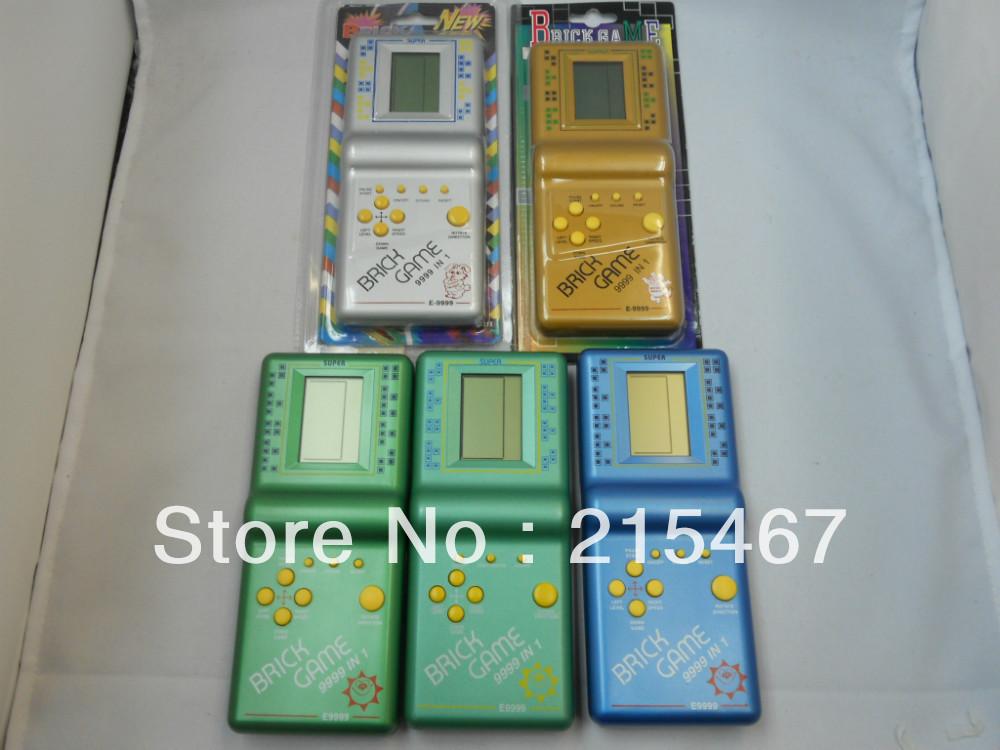 Tetris Handheld Electronic Game Electronic Toys Tetris Game