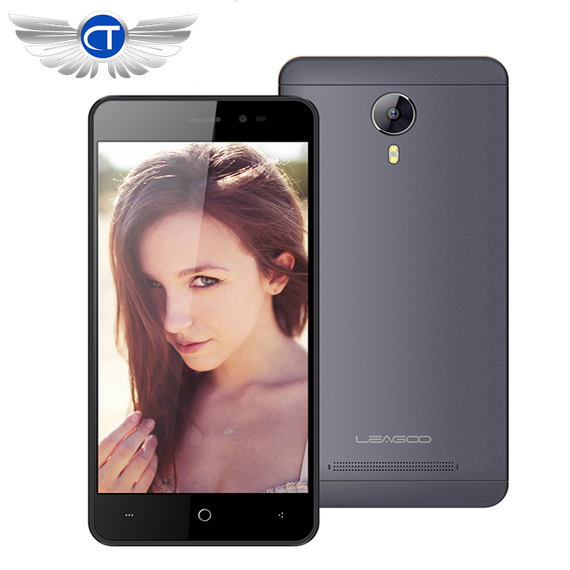 "New Original Leagoo Z5 3G MT6580M Quad Core Cell Phone 5.0"" 480x854 Android 6.0 1.3GHz 1GB RAM 8GB ROM 5.0MP 2000mAh WCDMA(China (Mainland))"