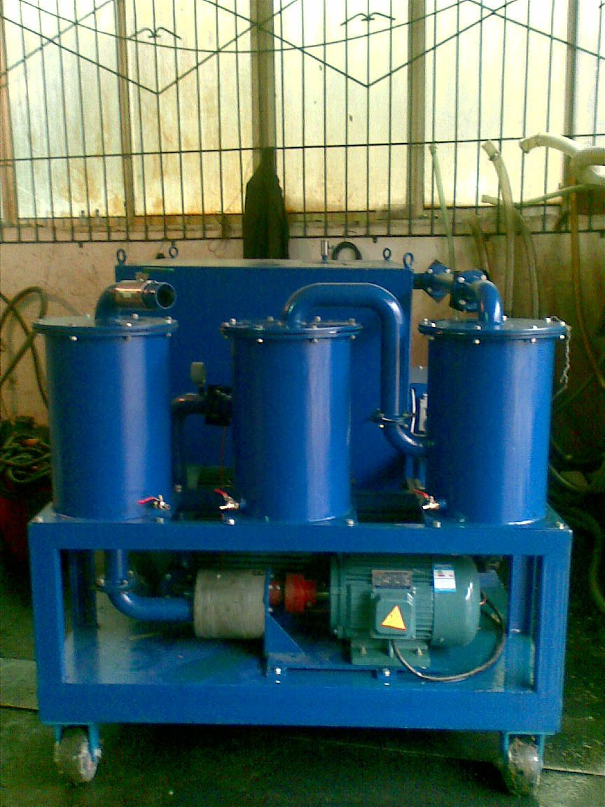 Coalescence-Separation Light Crude Oil Filtering/ Oil Purifier/ Oil Recovery(China (Mainland))