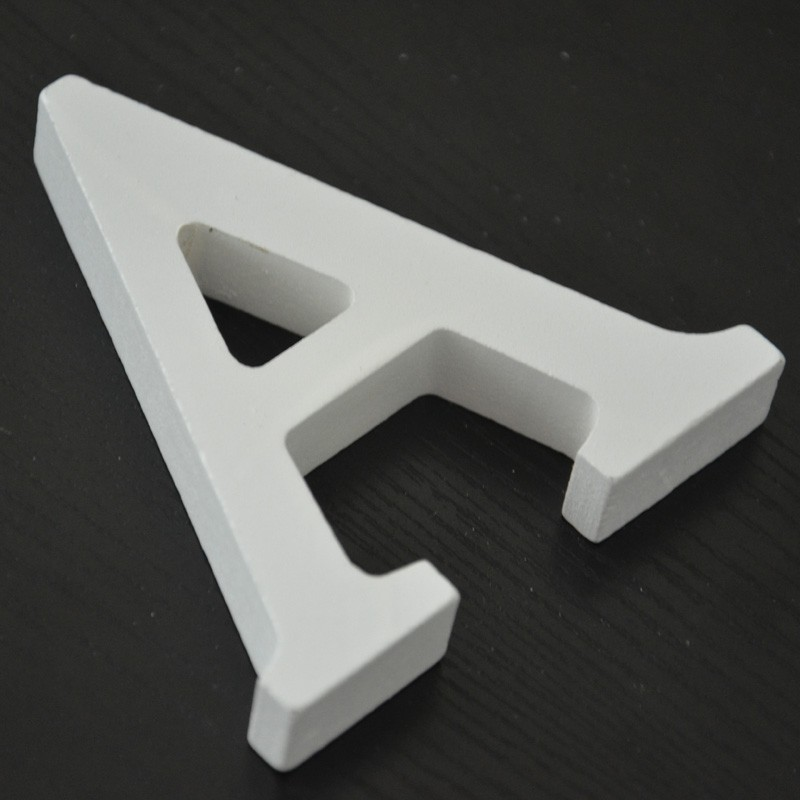 A word shape home decoration wooden alphabet word free standing wedding part birthday item decoration accessories guide sign