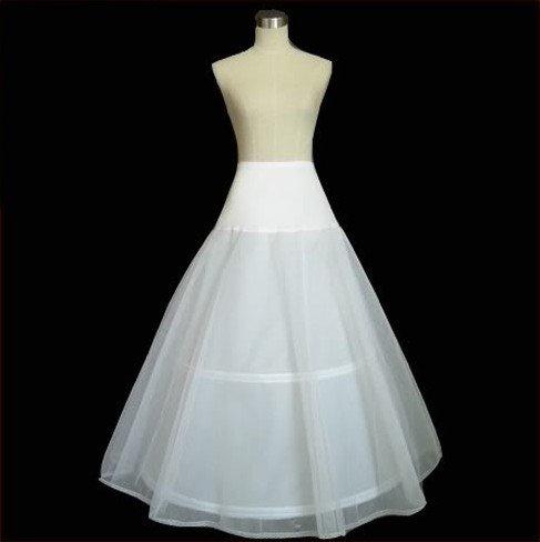 Buy free shipping lycra 2 hoop crinoline for Wholesale wedding dress suppliers
