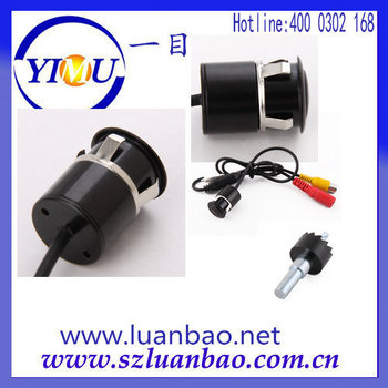 CCD HD  car montor for front view vision rear view camera