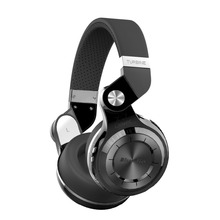 Bluedio T2+ foldable over the ear bluetooth headphones BT 4.1 support FM radio& SD card functions Music&phone calls