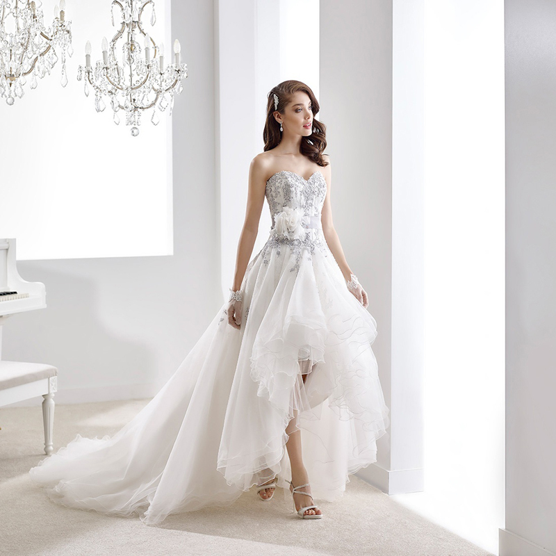 high low wedding dresses 2015