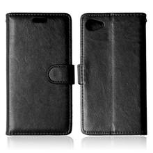 Buy Luxury Black 3 Credit Cards Stand Leather Flip Fundas Coque Case Sony Xperia E4 E2104 E2105 E4g Dual E2033 E2003 Back Cover for $3.98 in AliExpress store