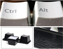 Design keyboard CUP button black white Coffee mug key cup Home Decorative cups Gift Creative cups