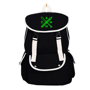 EXO Member Kai PLANET #2 Logo High Quality PU Schoolbag Korea