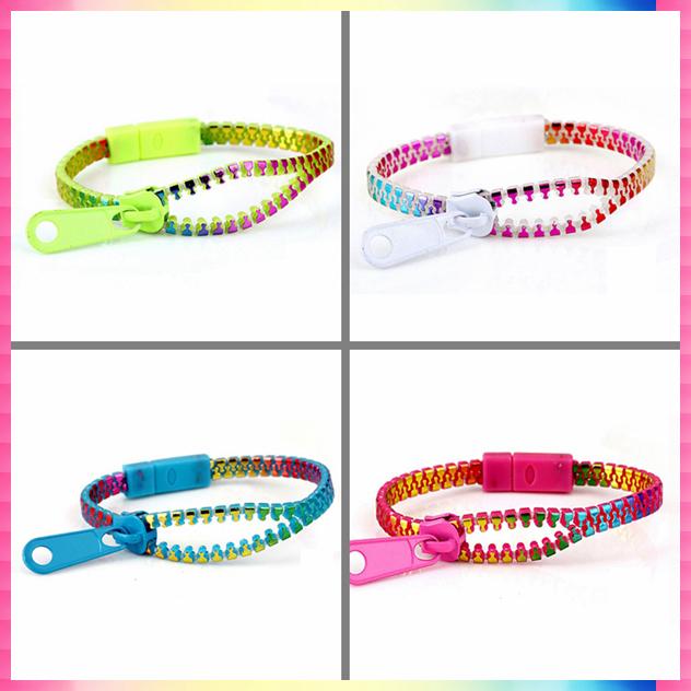Браслет-цепь Foreign Trade Zip Zipper Bracelet браслет цепь oem ah151 925 bjvakbca axmajota bracelet