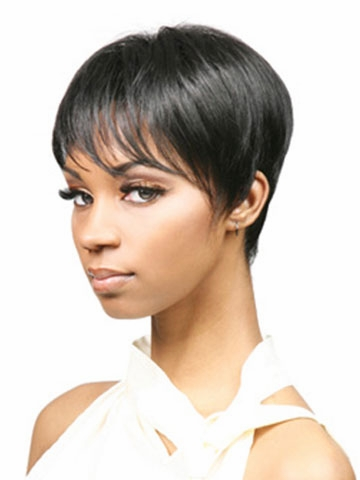 Pixie Wigs For African American Women  Short Hairstyle 2013