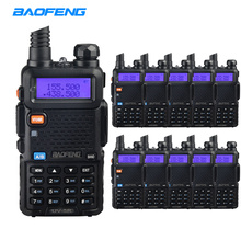 Buy , 10pcsBaofeng UV-5R Ham radio Dual Band Radio 136-174Mhz & 400-520Mhz Walkie Talkie 5W Two Way Radio Station Car CB Radio uv5r for $270.18 in AliExpress store