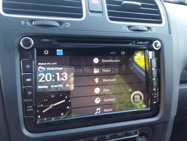 Touch screen car dvd player for skoda octavia/Car dvd skoda superb/Car dvd skoda fabia android(China (Mainland))