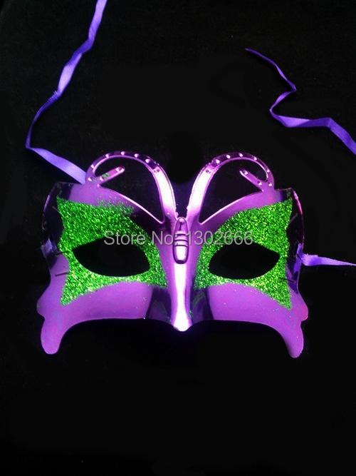 1 PCS per lot color cheap small butterfly party mask masquerade mask(China (Mainland))