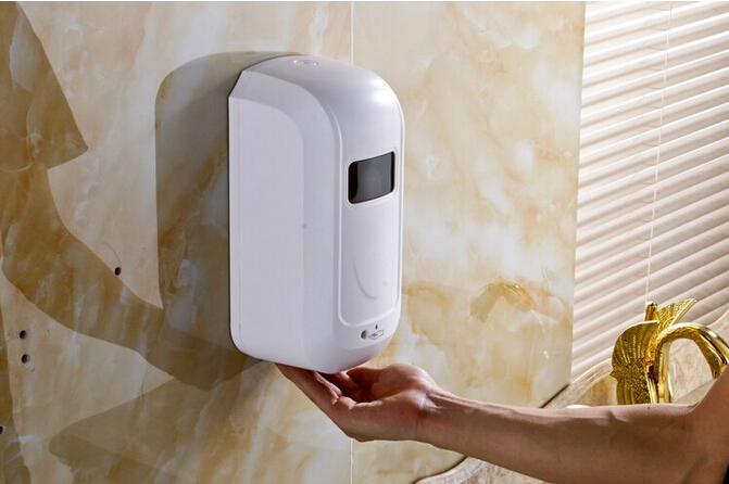 muur zeepdispenser promotie winkel voor promoties muur. Black Bedroom Furniture Sets. Home Design Ideas