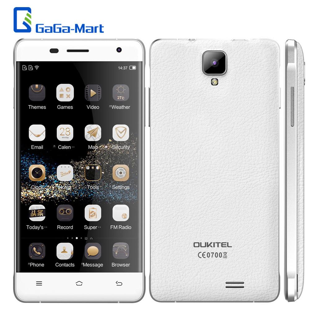 "OUKITEL K4000 Pro 4G FDD MTK6735P 64-bit Quad Core Smartphone 2.5D 5.0"" HD IPS Android 5.1 2G+16G 5MP 13MP OTG Smart Gesture(China (Mainland))"