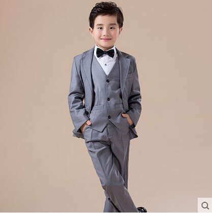 Boys suits With our contemporary approach to boy's tailoring, Roco's collection of children's wear suits offer premium quality with a trend focus, for the most up-to-date formalwear looks. With the largest selection of suits in the UK, you'll be sure to find the perfect outfit for your young man.