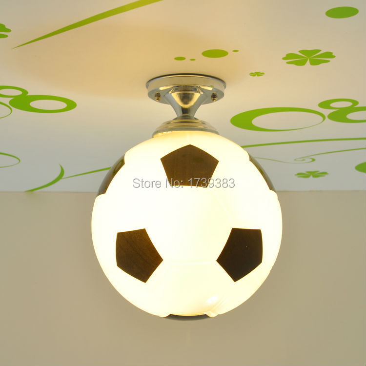 led plafond lamp plafond 25cm wereldbol lampen babykamer verlichting ...