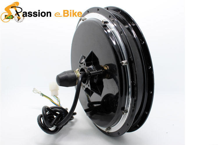 passion ebike 48V 500W 750W 1000W trike fat bike High Speed brushless Non-gear electric Hub Motor Rear front wheel - Pasion eBike store