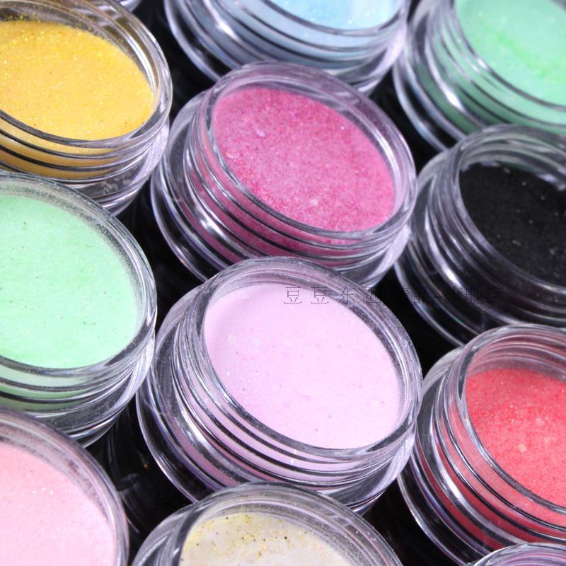 Nail-Art-Acrylic-Powder-12-colors-box-Acrylic-Powder