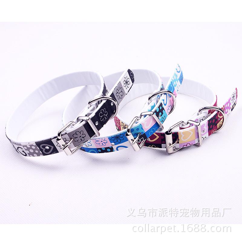 2015 global starting new upmarket boutique dog collar cat collar pet collar(China (Mainland))