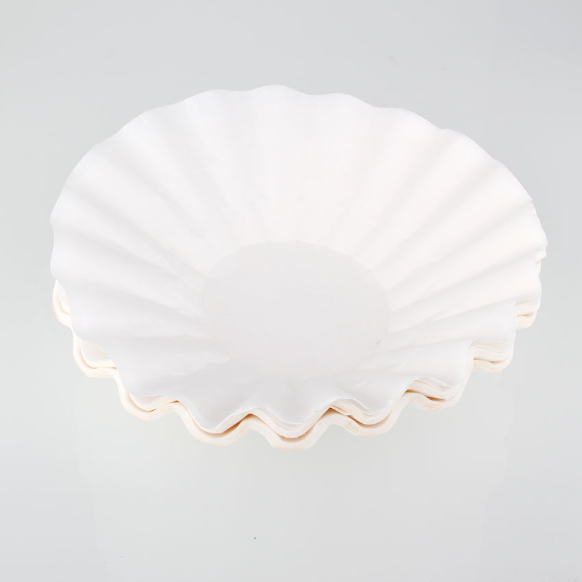 250 - 110 coffee filter paper, Imported filter paper, big volume, American coffee machine filter paper, 50pcs/set(China (Mainland))