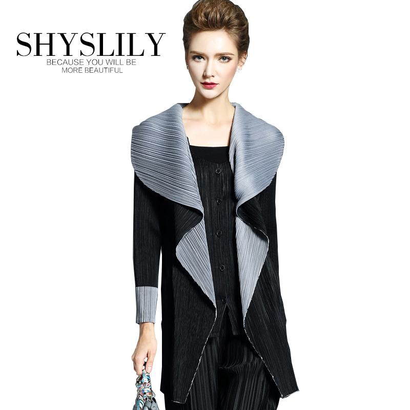 Fashion Winter Black Gold Coat Women Elegant 2016 Long Coat Women Cardigans Red Novel Windbreaker Plus Size Casaco Feminino(China (Mainland))