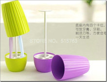 plastic bathroom set promotion