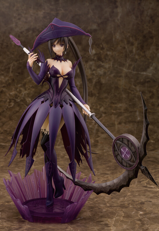 Sexy 27cm Shining Ark Sakuya Mode Violet 1/8 Scale Action Figures PVC brinquedos Collection Figures toys for christmas gift<br><br>Aliexpress