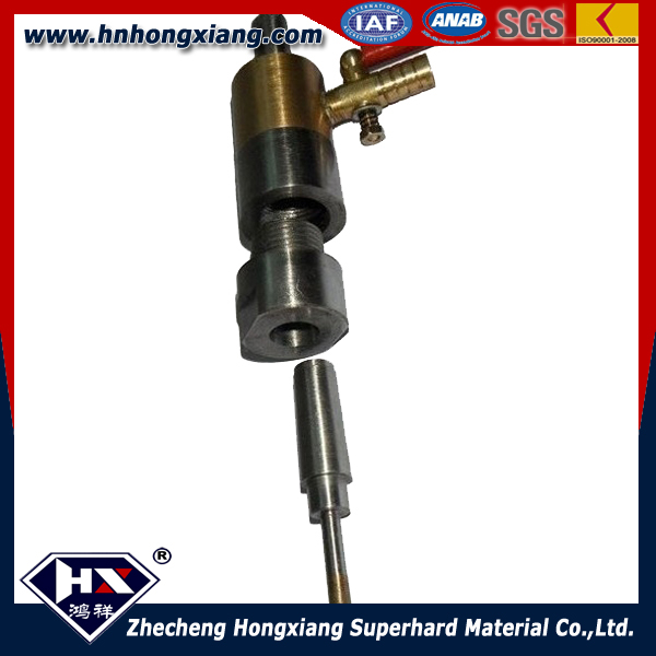 Cone shank water swivel with 5-10mm cone shank diamond drill bit for glass(China (Mainland))