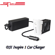 Hot Sale DJI Inspire 1 Intelligent Car Charger 5.6A Output DJI Quadcopter Lipo Battery Charger Fast Shipping