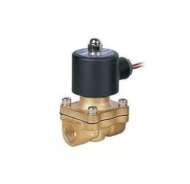 "16mm 2W160-15 N/C 2 Way 1/2"" Gas Water Pneumatic Electric Solenoid Valve Water Air DC12V 24V AC110V 220V(China (Mainland))"