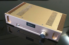 Buy 4 gold seal 2N3055+220V transformer copper wire Hood 1969 fever Class amplifier perfect version for $139.17 in AliExpress store