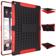 Premium Stand Case for Ipad Pro Tab Cover 12.9inch,Dual Heavy Duty Armor Cover For Apple iPad Pro Case Tablet funda Capa+Stylus