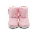 Ankle Flat With Slip On Down Baby Girl Boots For 0 2 Years Old Fashion The