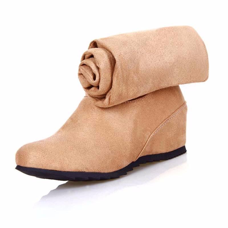 ซื้อ ANMAIRONรองเท้ารองเท้าผู้หญิงแฟชั่นสวมใส่บางเพชรสามเข่าบู๊ทส์สีดำสีฟ้าสีเหลืองสีน้ำตาลขนาดใหญ่34-47