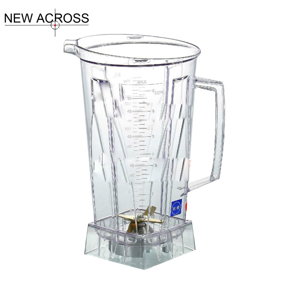 Buy Gohide 1pcs Plastic Sand Ice Machine Cup No.St-987 Sand Ice Machine Cup Knife No.987 Fib Machine Cup with Knife Blade cheap