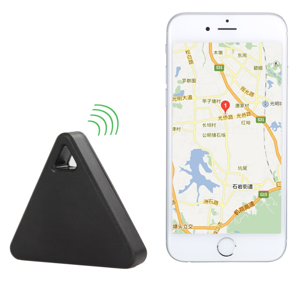 iTag Smart Anti-theft Wireless Bluetooth 4.0 Tracker GPS Locator Alarm For Car/ Bag /Dog /Pets /Child Black Color<br><br>Aliexpress