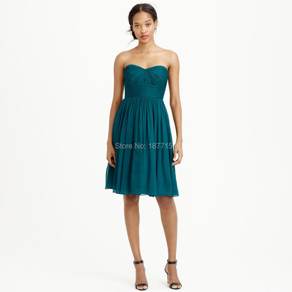 High Quality Bridesmaid Dresses in Teal-Buy Cheap Bridesmaid ...