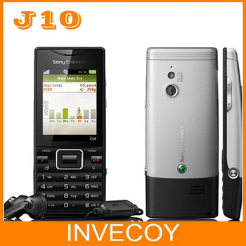 J10 Original Unlocked Sony Ericsson Elm J10i mobile phone GPS WIFI 5MP freeship
